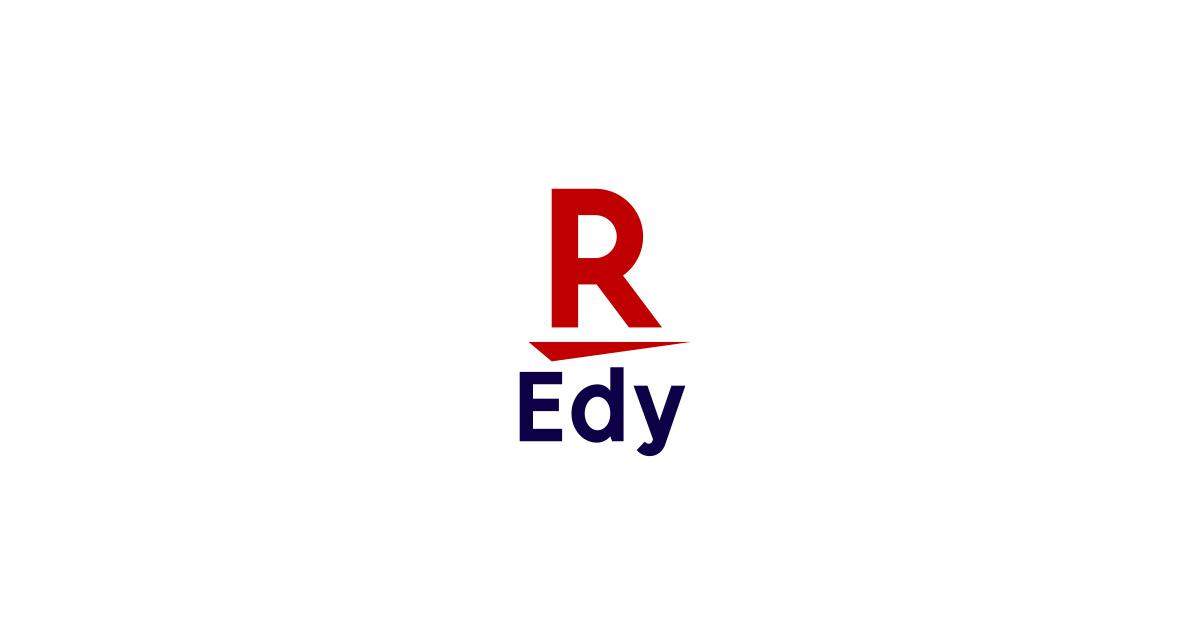 490b18d0740e 電子マネー「楽天Edy(ラクテンエディ)」